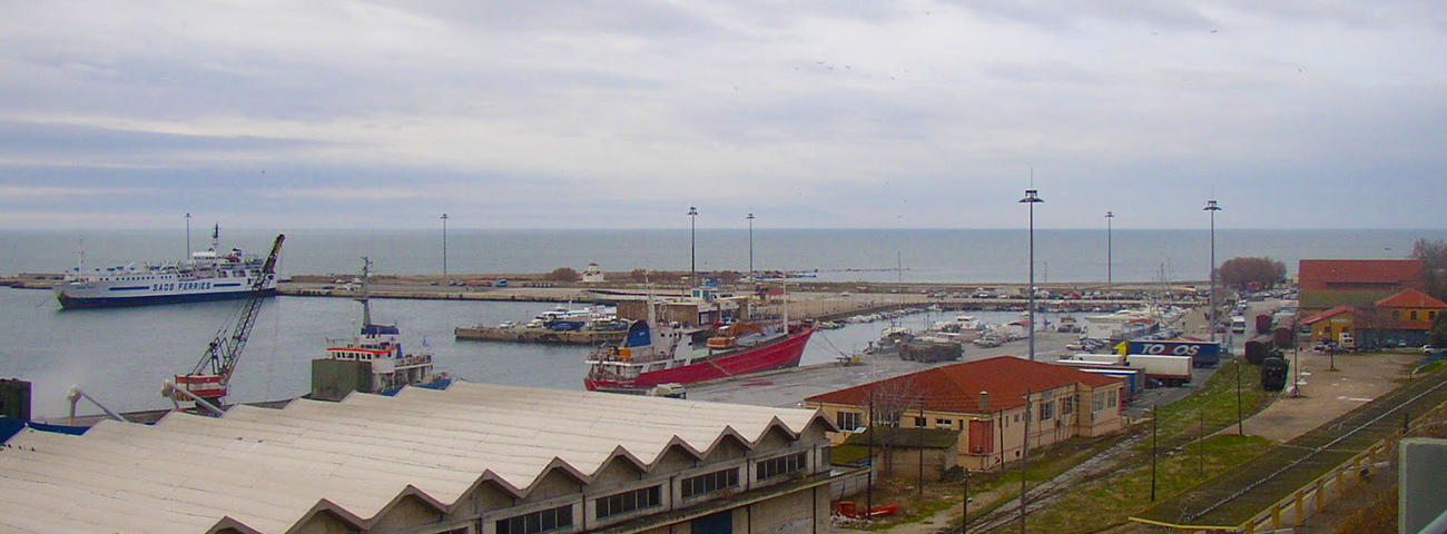Port of Alexandroupoli