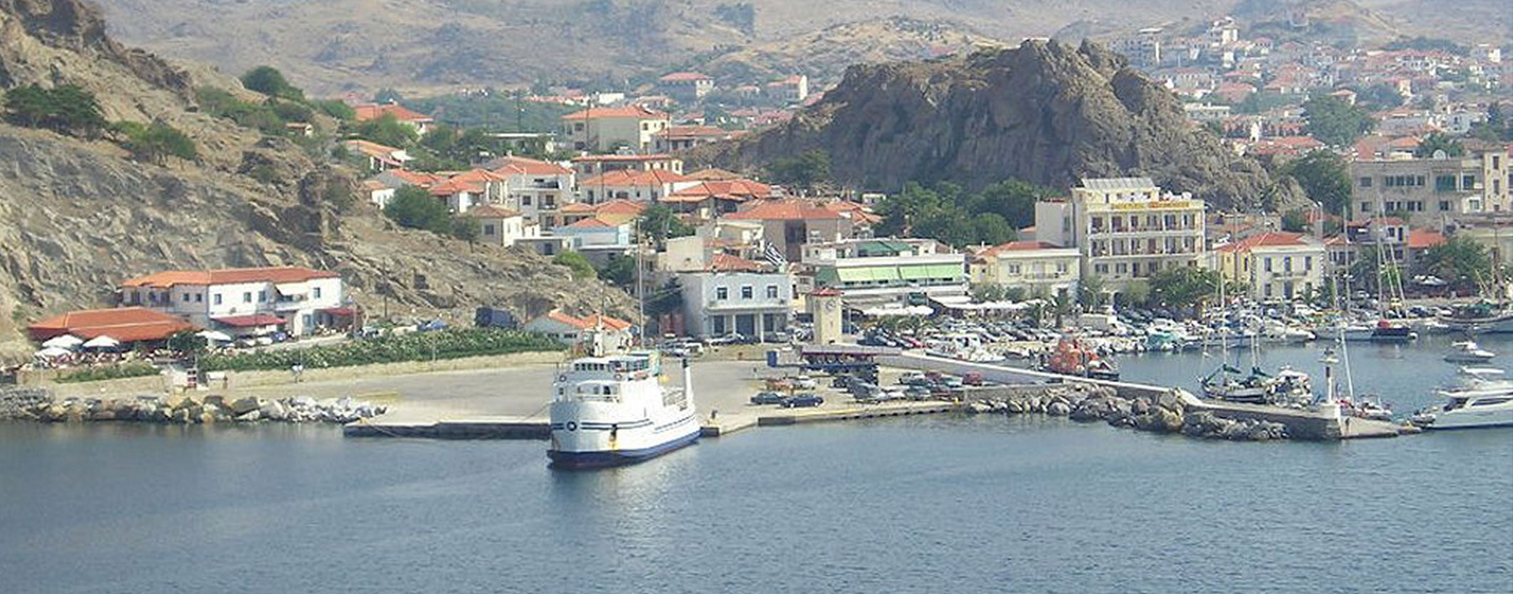 Port of Lemnos
