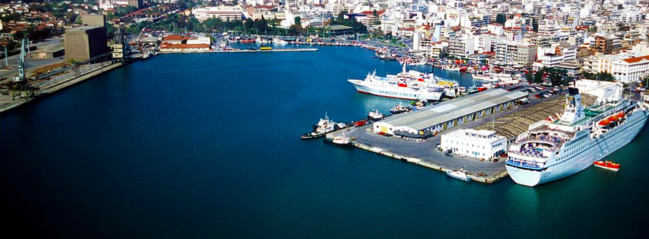 Port of Volos