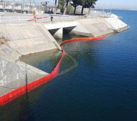 Αντιμετώπιση ρύπανσης στις εγκαταστάσεις πόσιμου ύδατος της ΕΥΑΘ