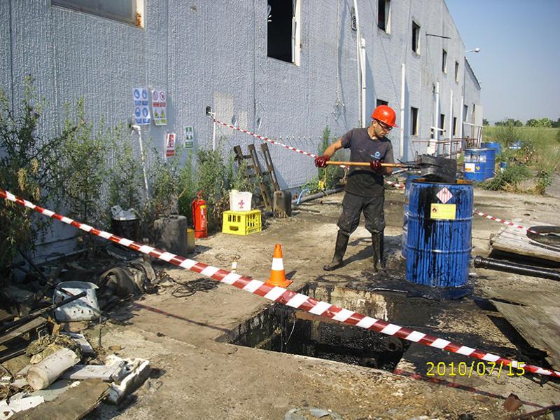 Management Of Hazardous & non-Hazardous Waste