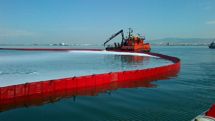 Πρόληψη & Αντιμετώπιση Θαλάσσιας Ρύπανσης