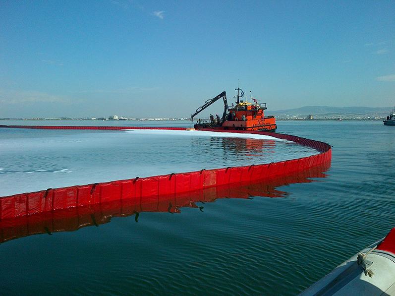 Preparedness and Response on Marine pollution