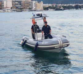 Δωρεά πλωτού σκάφους στη λιμενική αρχή Βόλου